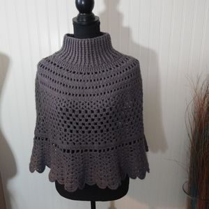 Over The Head Shawl